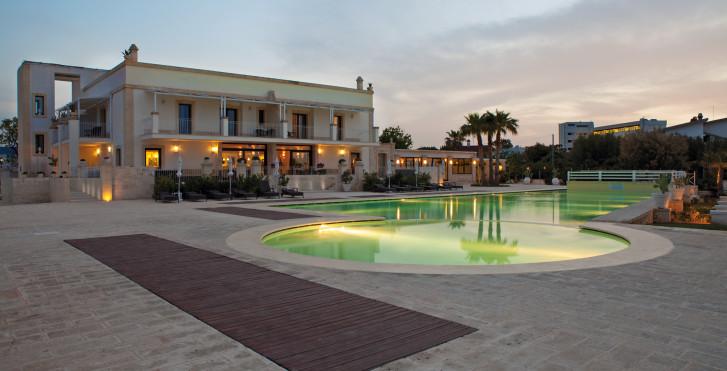 Bild 22312867 - Canne Bianche Lifestyle & Hotel