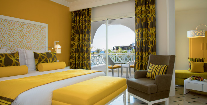 Junior Suite - Radisson Blu Resort & Thalasso