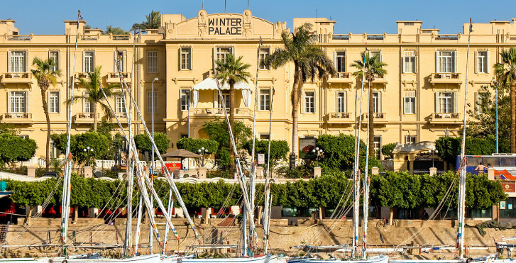 Bild 28088570 - Winter Palace Luxor & Pavillon Winter Luxor