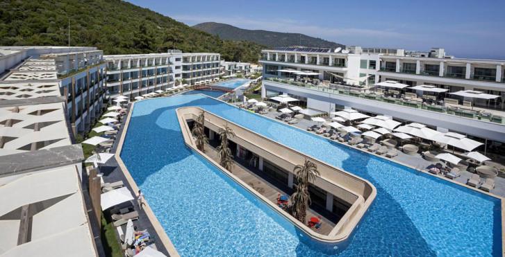 Bild 13258245 - Thor by Alkoclar Exclusive (ex. Thor Luxury Hotel & Spa Bodrum)