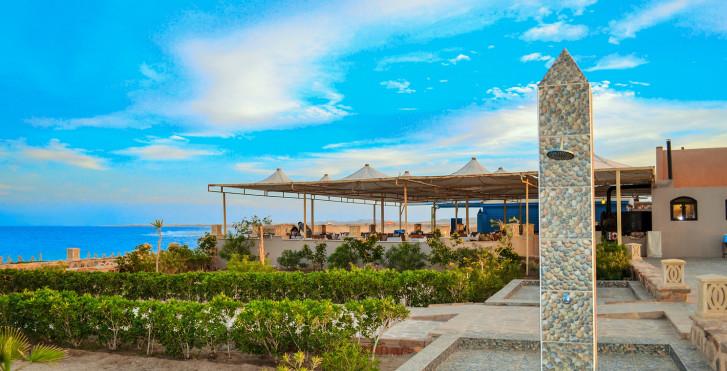 Bild 16296382 - Rohanou Beach Resort & Ecolodge