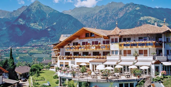 Bild 8062435 - Hotel Mitterplatt, Schenna Resort
