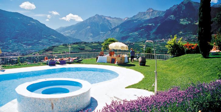 Bild 8062449 - Hotel Mitterplatt, Schenna Resort