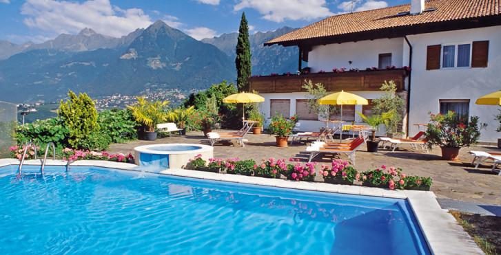 Bild 8062445 - Hotel Mitterplatt, Schenna Resort