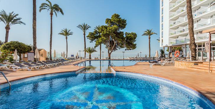 Sirenis Hotel Goleta Tres Carabelas Spa