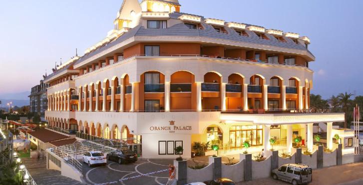 Image 24693397 - Hotel Orange Palace Side