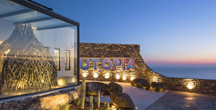 Image 25670259 - Myconian Utopia Resort