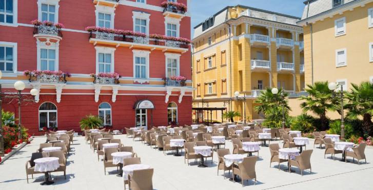 Bild 23902560 - Grand Hotel 4 Opatijska Cvijeta