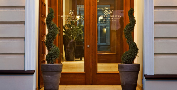 Bild 26139268 - Metropolitan Boutique Hotel