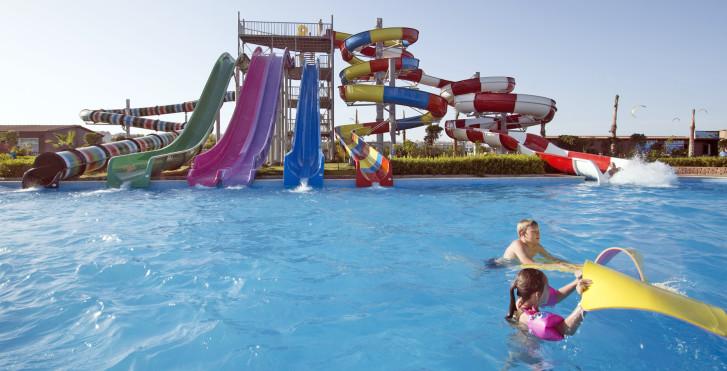 Bild 23371437 - Caesar Palace Hotel & Aqua Park (ex. Mirage Aqua Park)