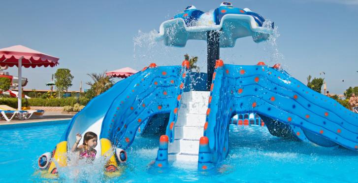 Bild 23371452 - Caesar Palace Hotel & Aqua Park (ex. Mirage Aqua Park)