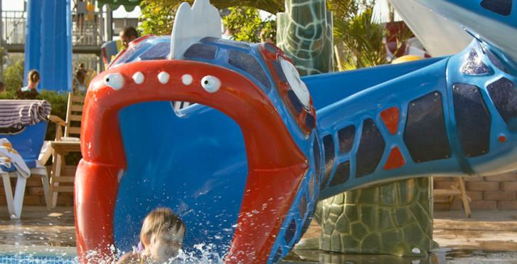 Bild 23371454 - Caesar Palace Hotel & Aqua Park (ex. Mirage Aqua Park)