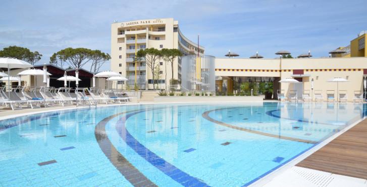 Laguna Park Hotel Bibione Adresse