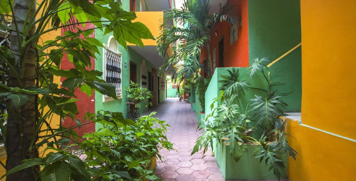 Bild 27252225 - Koox Playa Hotel