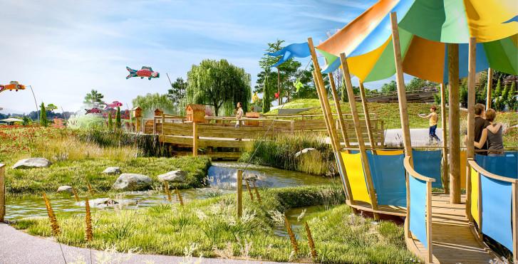 villages nature paris center parcs france vacances migros. Black Bedroom Furniture Sets. Home Design Ideas
