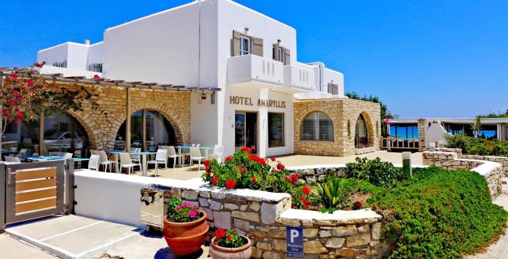 Image 27268691 - Amaryllis Paros Beach Hôtel