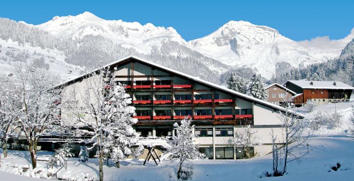 Bild 7418220 - Ferien-Hotel Säntis - Skipauschale