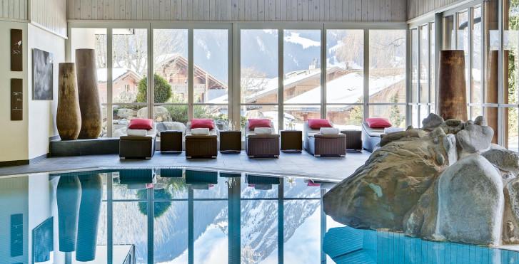 Image 27634710 - Hotel HUUS - Forfait ski