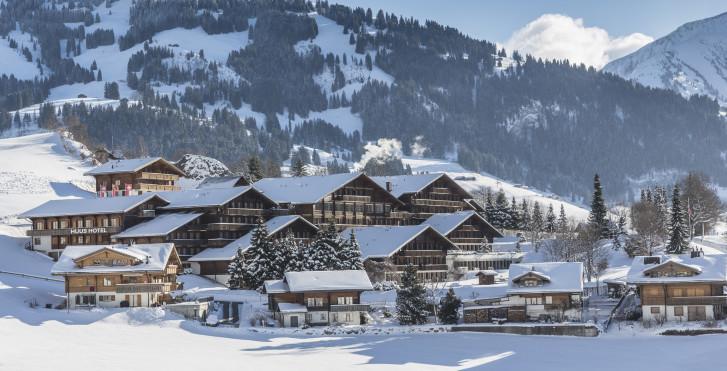 Image 27634726 - Hotel HUUS - Forfait ski