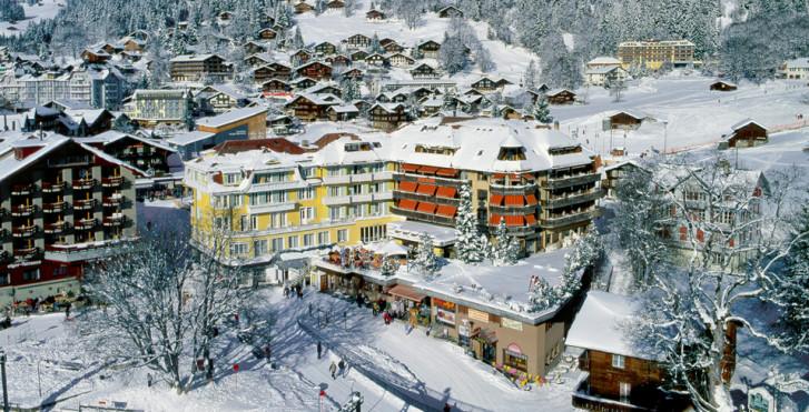 Bild 7413843 - Hotel Silberhorn - Skipauschale