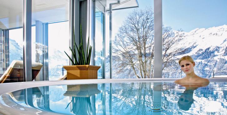 Bild 7413849 - Hotel Silberhorn - Skipauschale