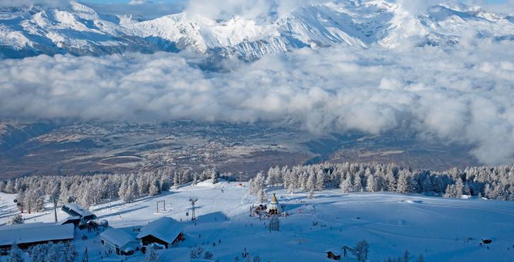 Bild 7415447 - Ferienwohnungen Veysonnaz - Skipauschale