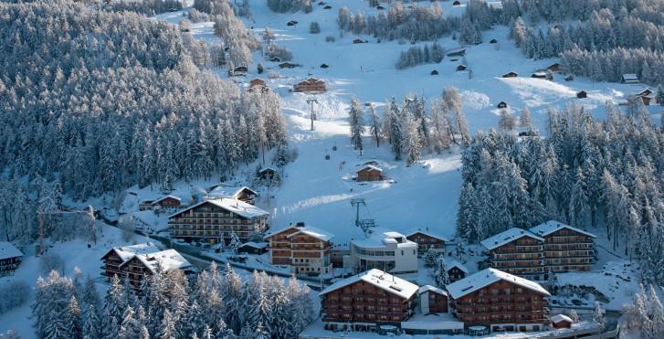 Bild 7415432 - Ferienwohnungen Veysonnaz - Skipauschale