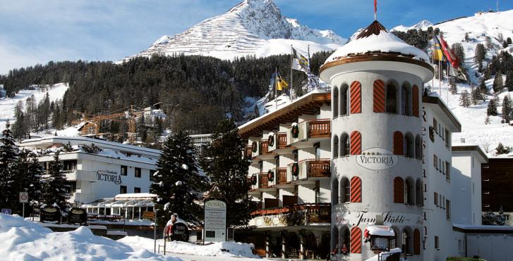 Image 7417413 - Turmhotel Victoria - Forfait ski