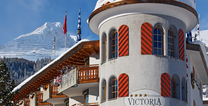 Image 13386687 - Turmhotel Victoria - Forfait ski