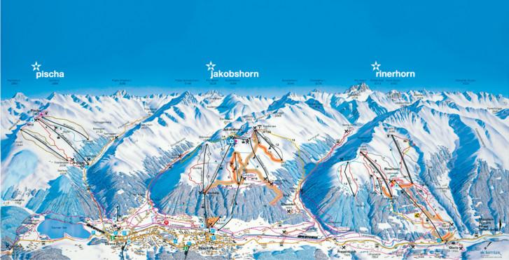 Image 7417438 - Turmhotel Victoria - Forfait ski
