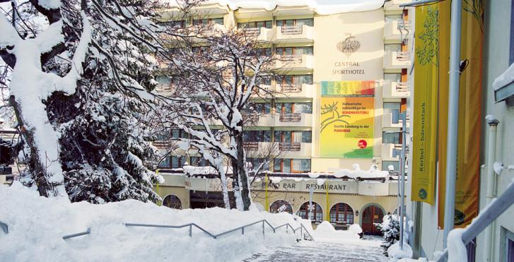 Bild 27616584 - Central Sporthotel - Skipauschale