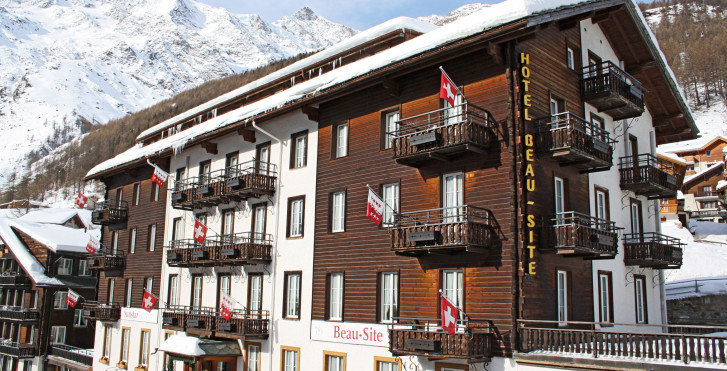 Sunstar boutique hotel beau site saas fee forfaits ski for Boutique hotel ski