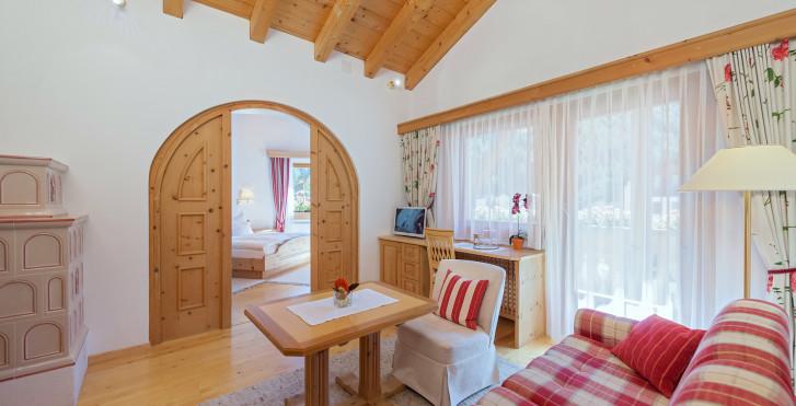 Image 9909768 - Chasa Montana Hôtel & Spa - Forfait ski