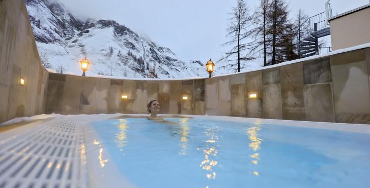 Image 9909774 - Chasa Montana Hôtel & Spa - Forfait ski