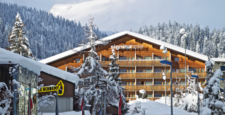 Image 16839097 - signinahotel Laax - Forfait ski