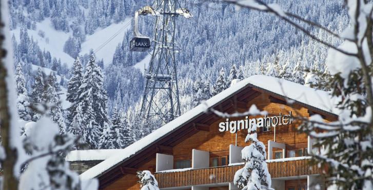 Image 16839115 - signinahotel Laax - Forfait ski