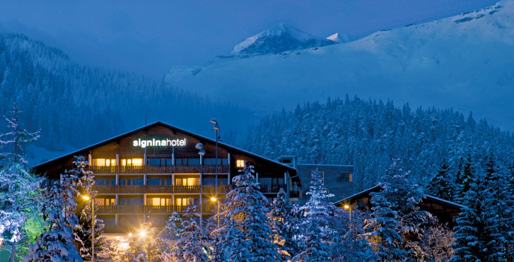 Image 16839113 - signinahotel Laax - Forfait ski