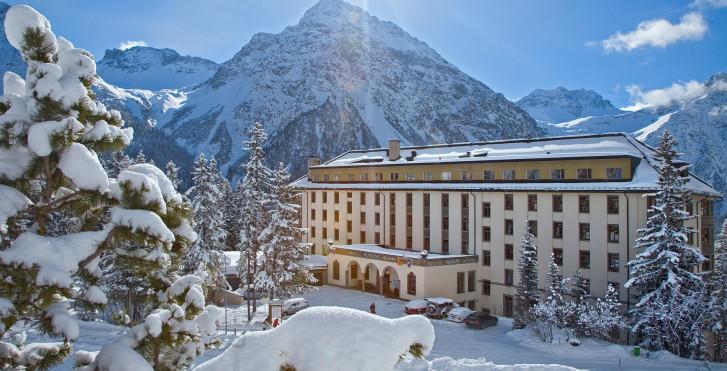 Bild 11964007 - Hotel Altein - Skipauschale