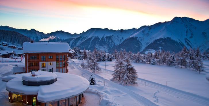Image 17309048 - Hôtel Royal - Forfait ski