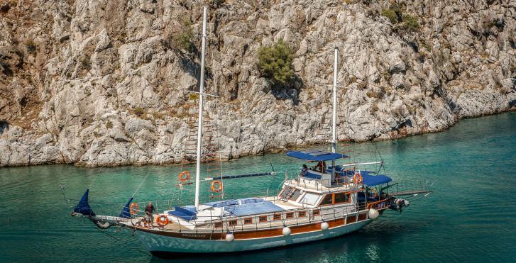Bild 26399322 - Schiffsrundreise Perlen des Dodekanes