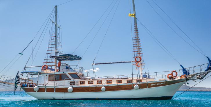 Bild 26399325 - Schiffsrundreise Perlen des Dodekanes