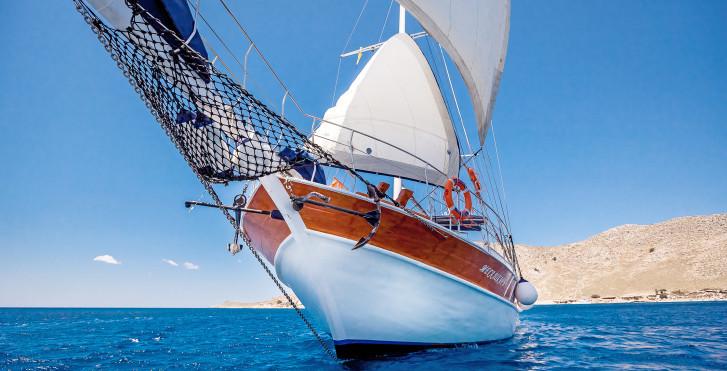 Bild 27842131 - Schiffsrundreise Perlen des Dodekanes