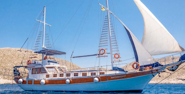 Bild 27842133 - Schiffsrundreise Perlen des Dodekanes