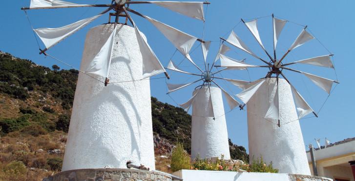 Ostkreta: Lassithi - Fly & Drive Kreta