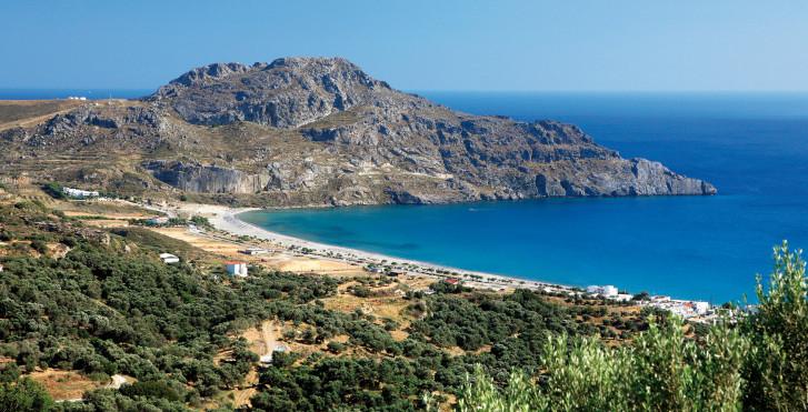 Westkreta: Plakias - Fly & Drive Kreta