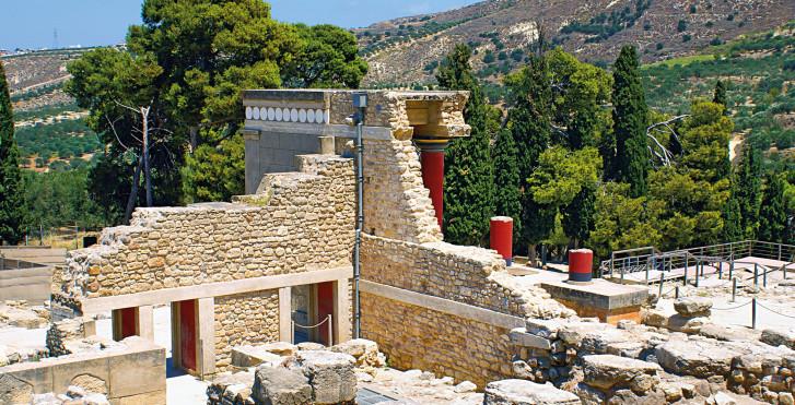 Ostkreta: Knossos - Fly & Drive Kreta