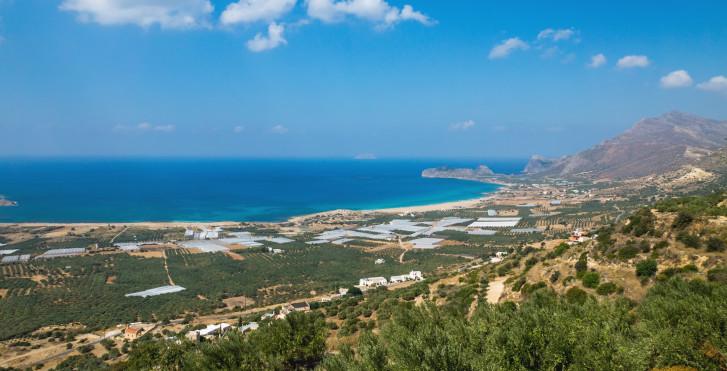Westkreta: Falassama - Fly & Drive Kreta