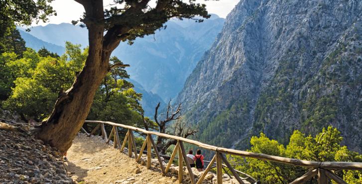 Westkreta: Samaria - Fly & Drive Kreta