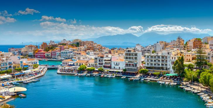 Ostkreta: Agios Nikolaos - Fly & Drive Kreta