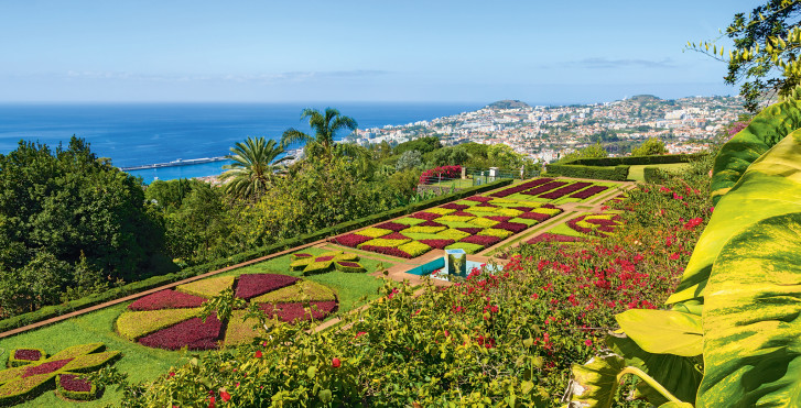 Funchal - Fly & Drive Madeira